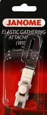 Janome CoverPro Wide Elastic Gathering Attachment 1000CPX 1000CP 900CP Cover Pro