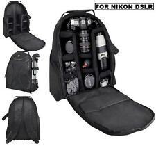 Camera Backpack for Nikon D5600 D5500 D5300 D5200 D5100 D3400 D3300 D3200 D3100