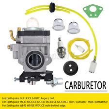 US Carburetor 300486 Kit For Earthquake E43 E43WC E43CE Auger MC43 MC43E MC43CE