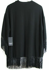 ZARA Women's Ponchos Coats & Jackets