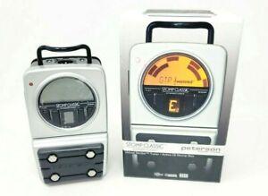 Peterson Stomp Classic Strobotuner Virtual Strobe Tuner/Active DI Stomp Box
