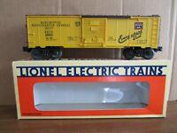 Lionel, 52067, O Gauge, L.O.T.S. Burlington Ice Car 1995, OB