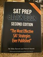 NEW SAT Prep Black Book 2nd Ed. The Most Effective Strategies Barrett & Barrett