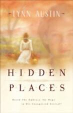 HIDDEN PLACES by Lynn Austin FREE SHIPPING paperback book Christian fiction