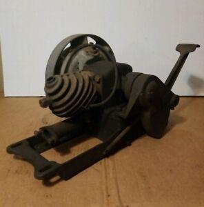 MAYTAG MODEL 92 GAS ENGINE HIT & MISS WASHING MACHINE ENGINE ANTIQUE VINTAGE #1