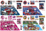 Birthday Party Pack For 6 Tableware Supplies Plates Napkins Cups Table Cover