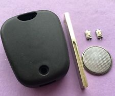 Peugeot 307 2 Button Remote Key Fob Case + Blade Repair Refurbishment Kit