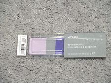 Aveda EYE Shadow 172/VIOLET COAST (trio) 2 packages .04 Oz. New in package