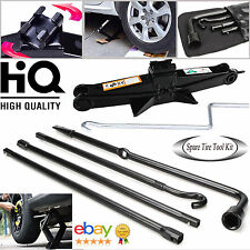 For Ford F150 (2004-14) Spare Tire Lug Wrench + 2 Tonne Scissor Jack Tools Kit