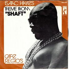 7inch ISAAC HAYES theme from shaft BELGIUM VG++    (S1643)