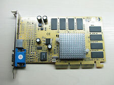 nVidia GeForce 4 MX 440 Original AGP 64MB DDR VGA/TV-Out TEST OK!