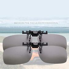 2 PCS 3D Eye Clip Polarized Lenses 3D Glasses Clip On Myopia Glass Just For IMAX