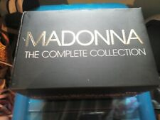 "MADONNA ""THE COMPLETE COLLECTION"" ULTRA RARE UK PROMO CD BOX SET 2006 (100 ONLY)"
