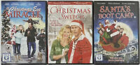 A CHRISTMAS EVE MIRACLE The Xmas Switch SANTA'S BOOT CAMP | 3 Movies | New DVDs