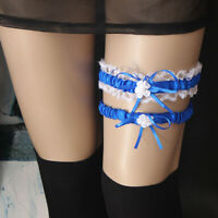 Sexy bow garter fun temptation lace legs accessories garter elastic band