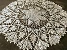 Large+Piece+of+Vintage+Lace+Doily+26+Inches