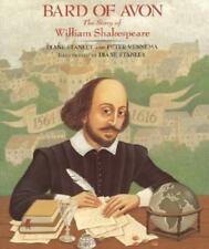 Bard of Avon: The Story of William Shakespeare Stanley, Diane, Vennema, Peter H
