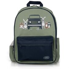 Genuine Land Rover Green Children's Backpack / Rucksack