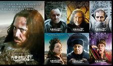 KAAMELOTT Affiche Cinéma PLIEE 7 Modèles 160 x 120 cm AU CHOIX Movie Poster