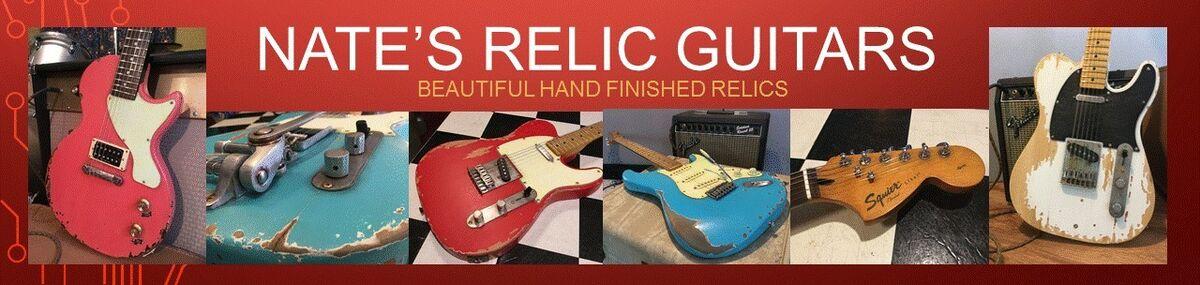 Nate's Relic Guitars