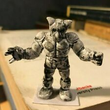 "muscle men M.U.S.C.L.E. Figure mini Mattel 80's 2"" d&d painted toy fox cat head!"