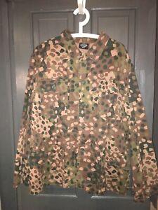 german dot 44 camoflague tunic