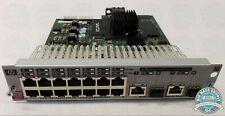 HP, Procurve 16-port Ethernet Expansion Module, P/N J4907A