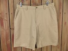 Izod Golf Shorts Extreme Function Polyester Khakis Men's Size 38
