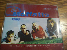 Moffatts Crazy 3 Song CD 1998 With Poster