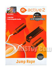 NIB EA Sports Active 2 Interchangeable Handles Jump Rope for Wii PS3