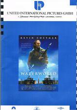 Pressemappe Waterworld (Kevin Costner)