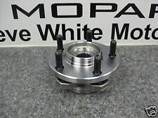 99-01 Jeep Cherokee Wrangler TJ New Front Wheel Hub & Bearing Mopar Factory
