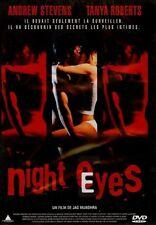 DVD NIGHT EYES   POLICIER THRILLER   TANYA ROBERTS      neuf sous blister