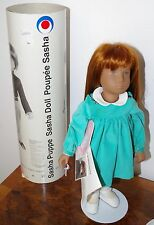 Sasha Doll Limited Edition Marianne (red hair doll)