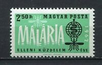 31869) Hungary 1962 MNH Malaria - Who 1v Scott #1461