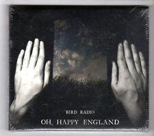 (GZ263) Bird Radio, Oh, Happy Happy England - 2015 sealed CD
