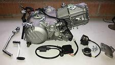 Motor Zongshen 190cc mit E-Starter 5 Gang 2 Ventill Autodekompression Rollenkipp