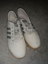 Adidas Gents' Trainers Grey Textile UK 10