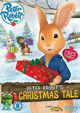 Peter Rabbit's Christmas Tale Rabbits Region 4 DVD New