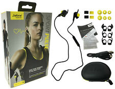 Jabra Sport Pulse Bluetooth Wireless Headset In-Ear Heart Rate Monitor Workout