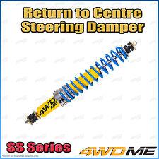 Nissan Navara D22 4WD RTC Return to Centre Steering Damper Stabiliser Kit