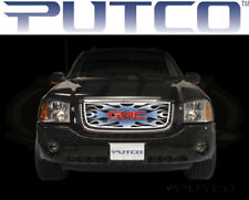 PUTCO 89436 Flaming Inferno Steel Grille Blue Painted 2002-2008 GMC Envoy SUV