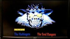 "The Soul Rangers Video Board Game DVD for ""The Harbingers"" - Atmosfear Series"