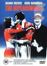 The Replacements (DVD, 2001) RARE - Keanu Reeves Gene Hackman_Sports Drama