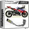 ARROW FULL SYSTEM EXHAUST EVO HIGH RT TITANIUM C HONDA CBR 1000 RR 2014 14