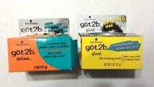 New Schwarzkopf Got2b Glued Spiking Wax Or Defiant Shine Pomade Choose