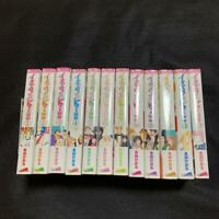 Manga Itazura na Kiss New Edition VOL.1-12 Comics Complete Set JP Comic F/S