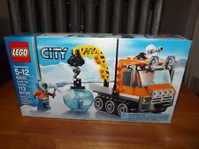 LEGO, CITY, ARCTIC ICE CRAWLER, KIT #60033, 113 PIECES, NIB, 2014