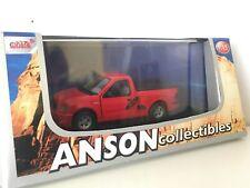 Anson Ford Lightning Svt F-150 Diecast Truck 1:43 #80801 ~ New Sealed In Box