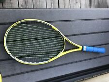 3Prince Rebel Team 98 EXO3 Rackets 2 #2Grips 1#3 Grip Bear Mint Condition